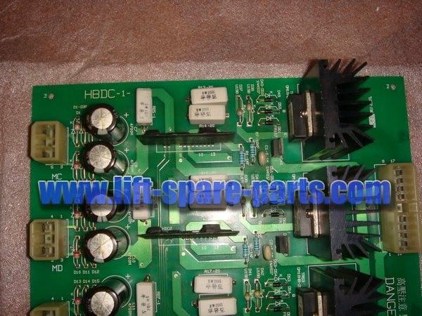 SIGMA HBDC PCB