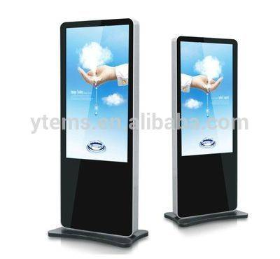 "47"" Indoor Application Floor Standing LCD Advertising Display"