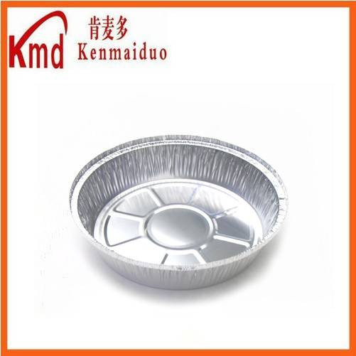 2015 Available size factory wholesale round aluminum foil food containers for packing by selling pro