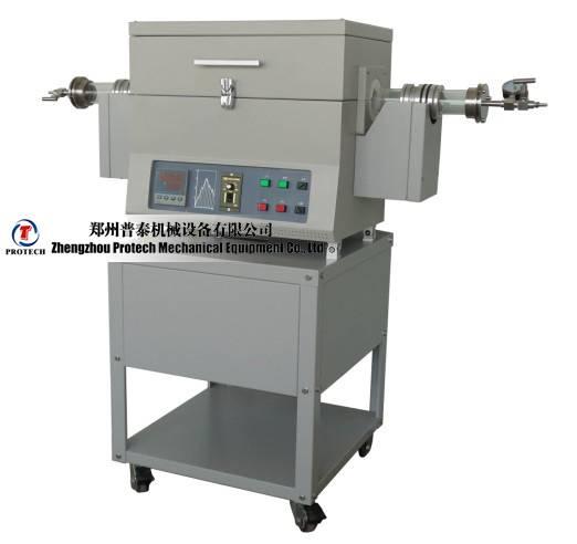 Protech 1200C lab rotary kiln