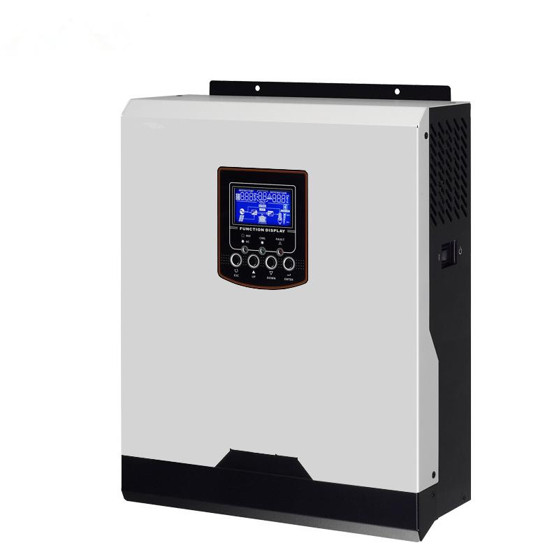 off-grid solar power inverter dc 12-48V ac 220v 1000- 5000w
