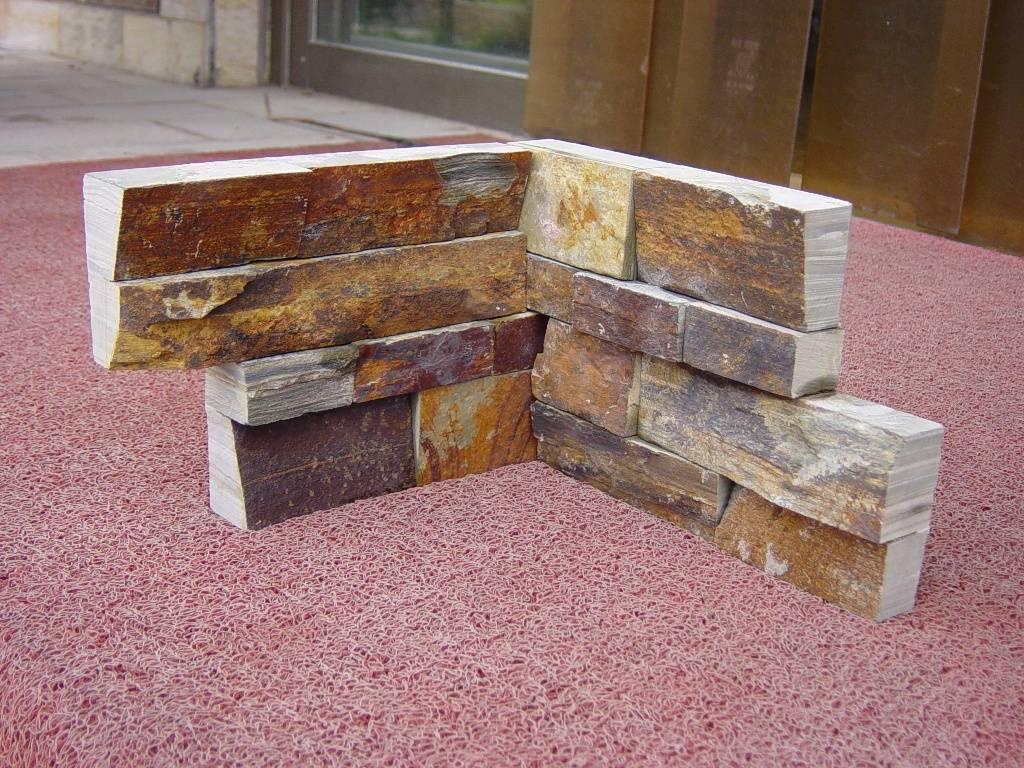 Ledgestone corner panel  ZFWJ1120C3