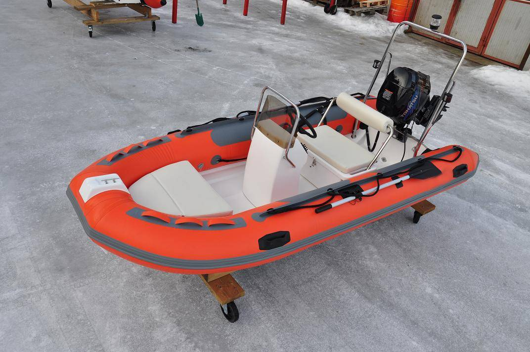 3.9 rigid inflatable boat RIB390 yacht tender
