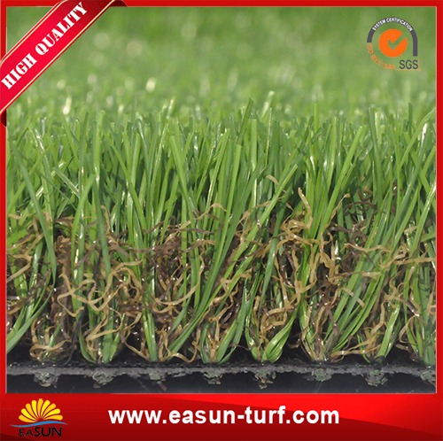 Low prices synthetic lawn landscape turf mat and fake turf carpet- ML