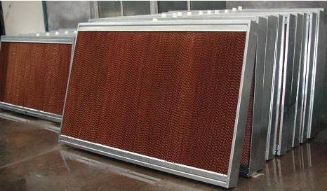 Evaporative cooling pad -www.munters.cc