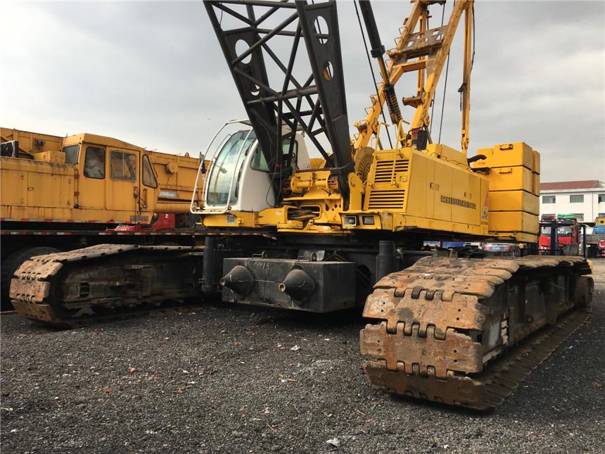 100%Japan original Hitachi Sumitomo SCX2000 crawler crane / Hitachi 200 tonne crawler crane for sale
