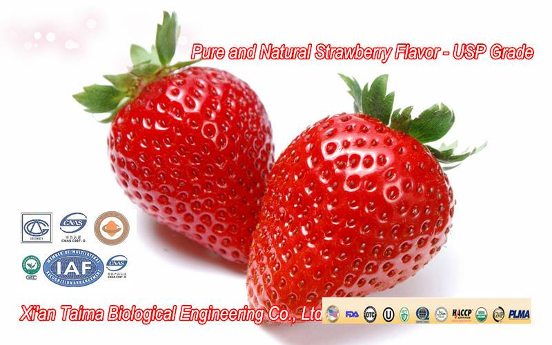 Fruit Flavour Concentrate // Concentrated Strawberry Fruit Flavour (Food Grade)(HOT SELLING)