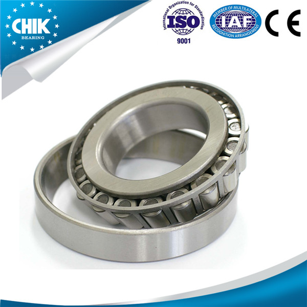 China supplier good quality taper roller bearing manufacturer