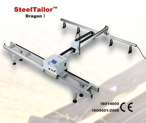 Automatic Plasma Metal Cutting Device