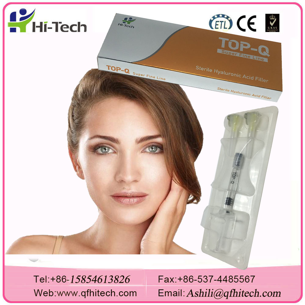 Super FineLines Natural Injectable Hyaluronic Acid Gel for Fine Wrinkle