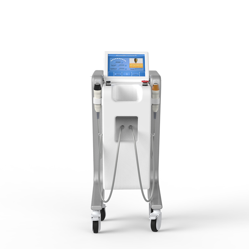 Highly reliable microneedle RF face lift skin tightening machine fda radiofrequency microneedling