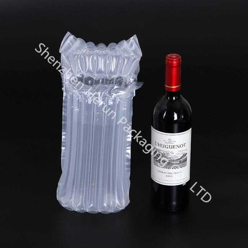 750ml Wine Glass Bottles airbag cartridge bag