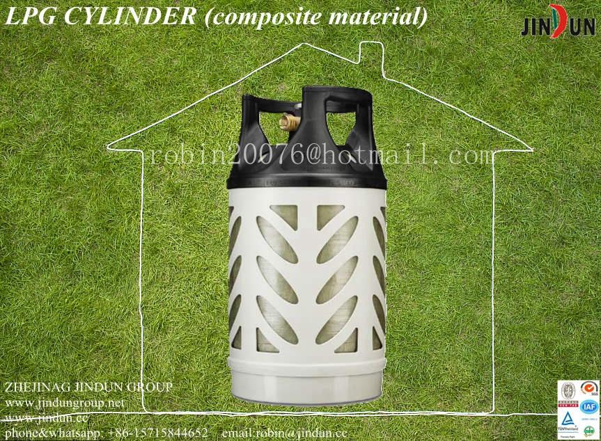 Composite LPG Cylinders 11kg