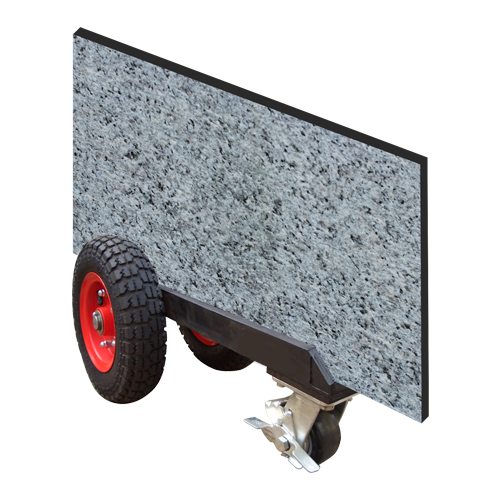 3 Wheel Slab Dolly