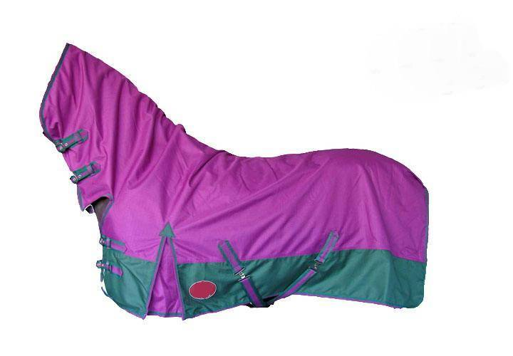 Fabric horse rugs and blankets