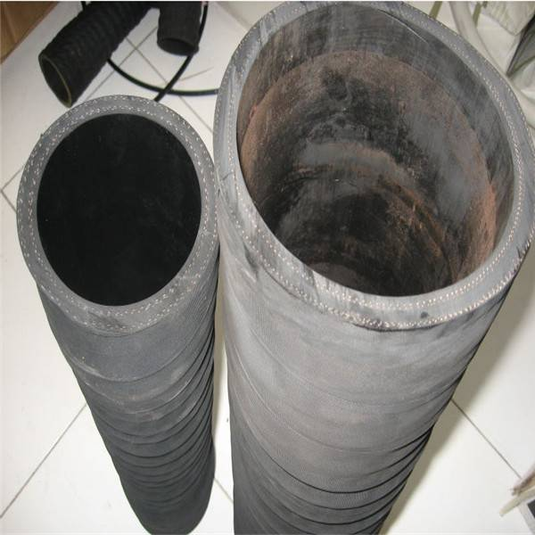 Large High Quality Steel Wire Rubber Hose