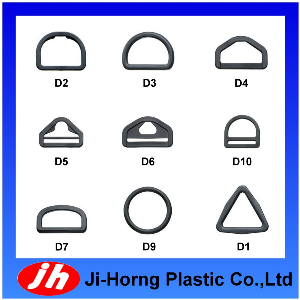 Adjustable D-Ring/O-Ring/Triangle Ring Buckle(Bag&Garment Accessories)