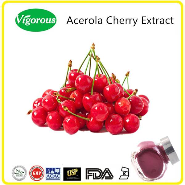 4:1 pure natural Acerola Cherry Extract