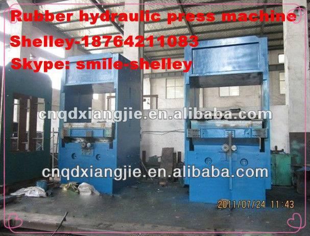 Four Column Rubber Hydraulic Press Machine/Hydraulic Stamping Press