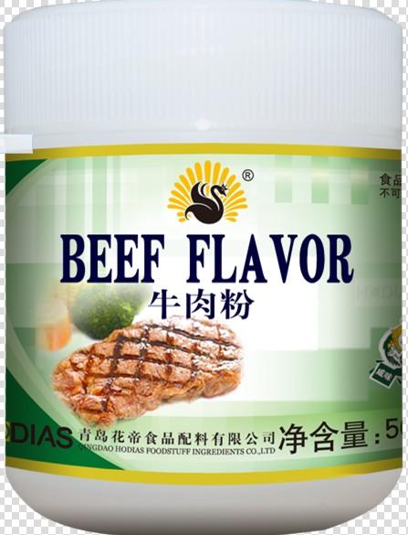 beef flavor powder