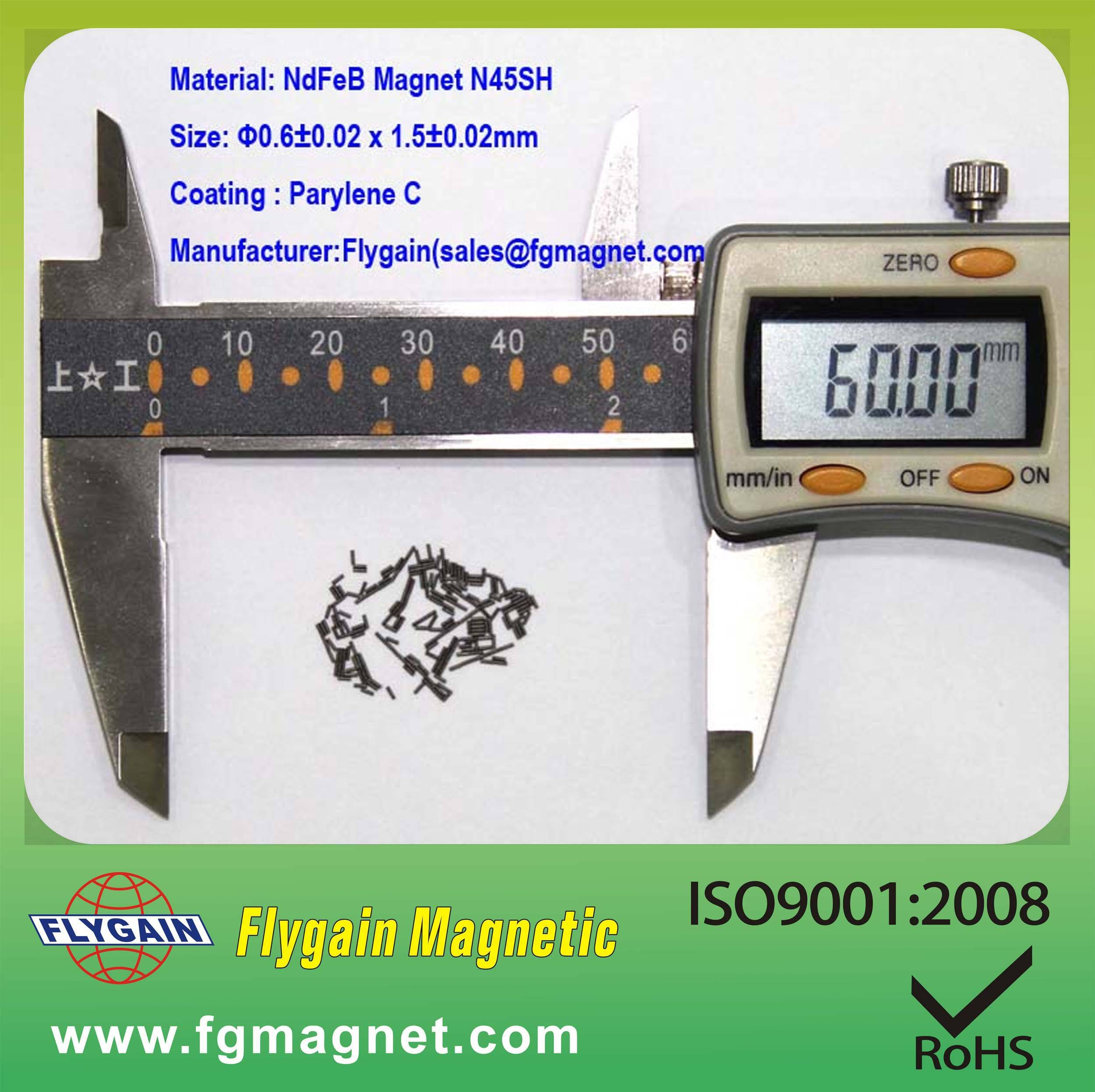 Micro and Cylinder SmCo Magnet