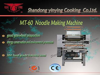 MT-60 noodles Making machine