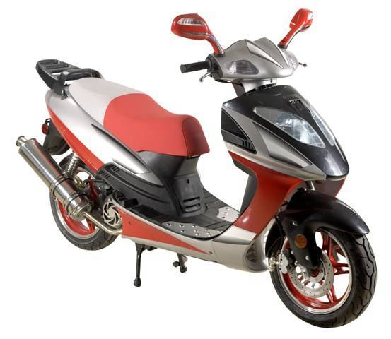 50cc/125cc/150cc EEC Scooter/Gas Scooter