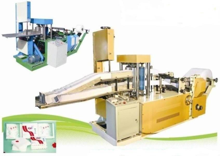 Fast-Speed Double-layer Embossing Napkin Paper Machine(napkin tissue machine/serviette tissue machin