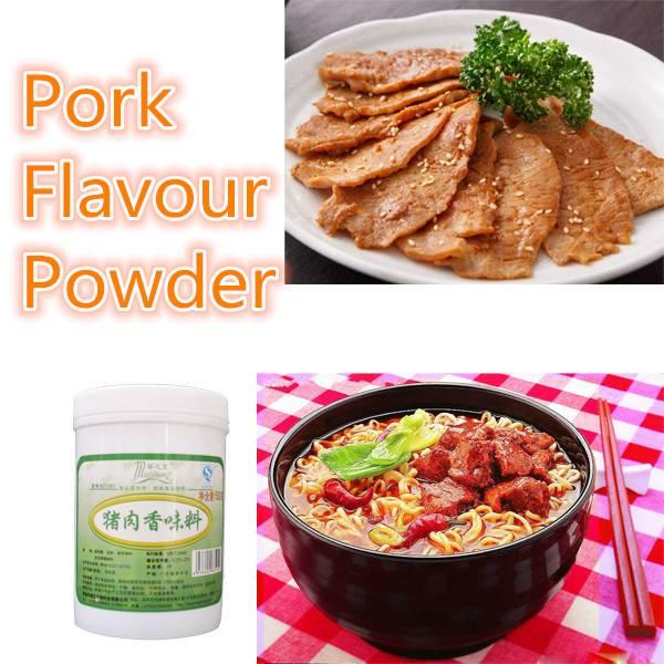 pork flavour