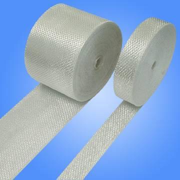 Non-alkal fiberglass tape