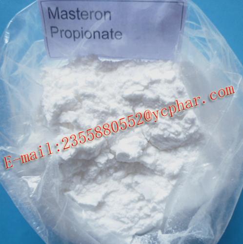 Oral Anabolic Steroid Powder Masteron For Bodybuilding Drostanolone Propionate