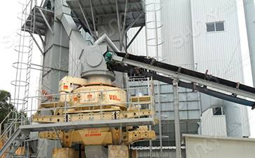 VSI-7611 VSI Sand Making Machine