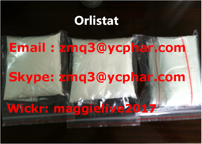 Orlistat Weight Loss Steroids Purity Raw Powder CAS 96829 58 2