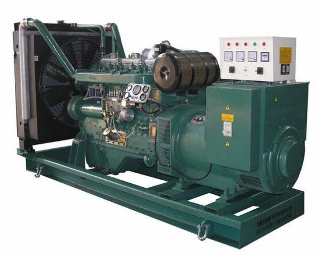 Wuxi Power Series diesel generator set 200KW-800KW