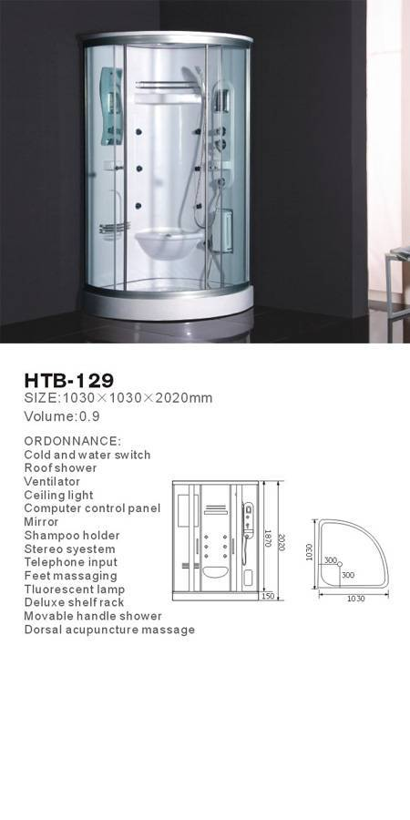 supply AI LISI HTB-129 commen shower room