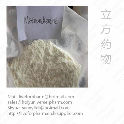 Dianabol/Dbol/Methandienone/Methandrostenolones/ CAS72-63-9