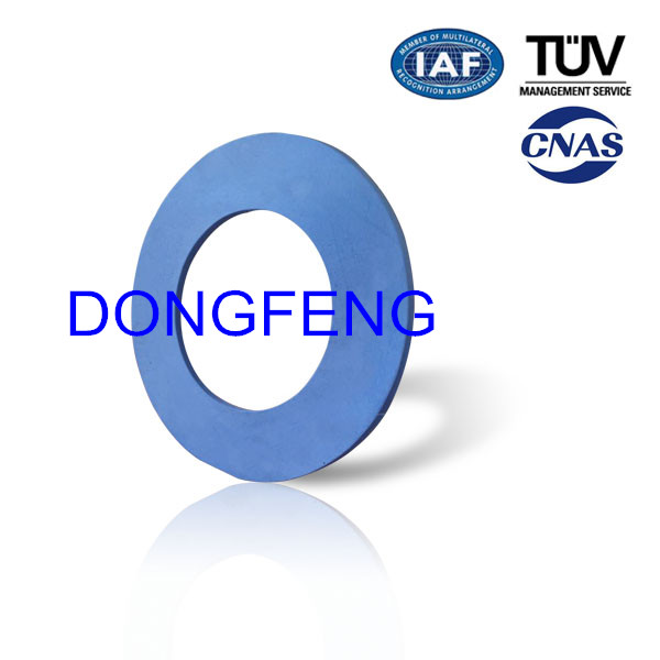 PTFE gasket with GF15