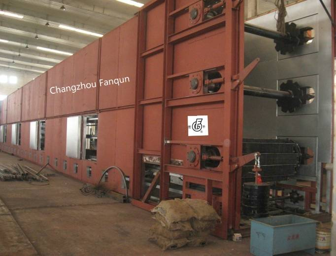 Changzhou Fanqun DW Belt Dryer