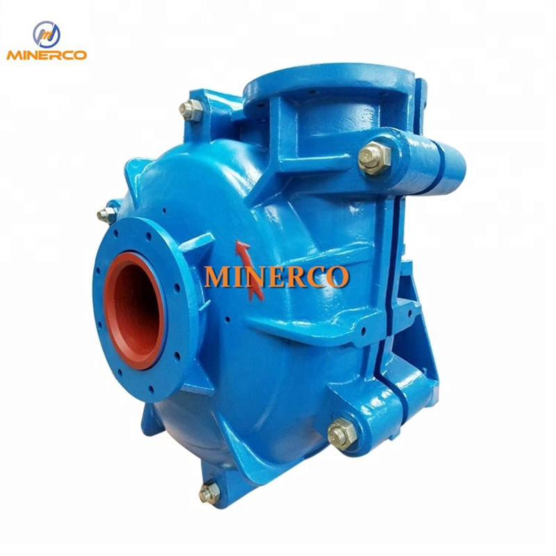 Hot Sale Horizontal Industrial Centrifugal Slurry Pump for Mining