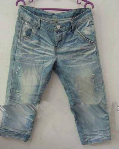 used clothing 3/4pants