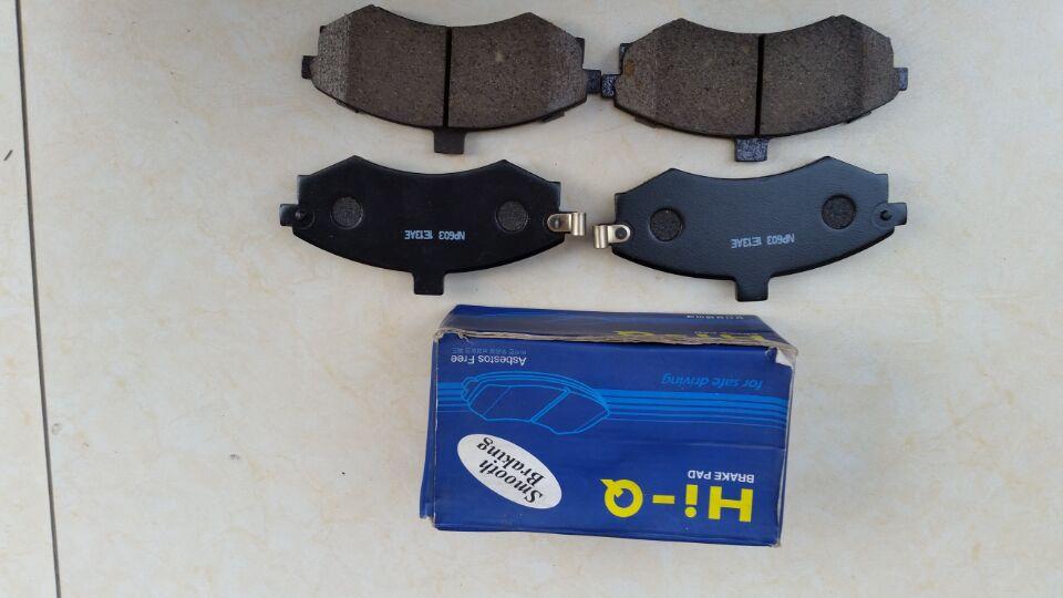 OEM HI-Q Brake Pad For Hyundai Kia Vehicles