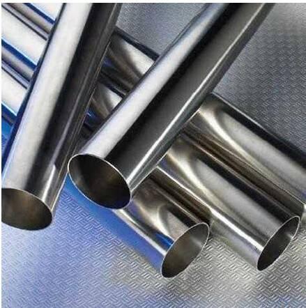 Food grade stainless steel pipe