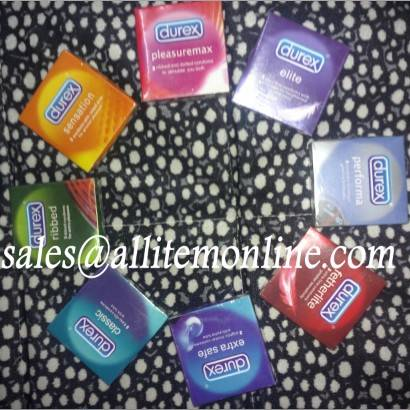 Bulk packing or 3set/packing durex condom wholesale factory source offer!