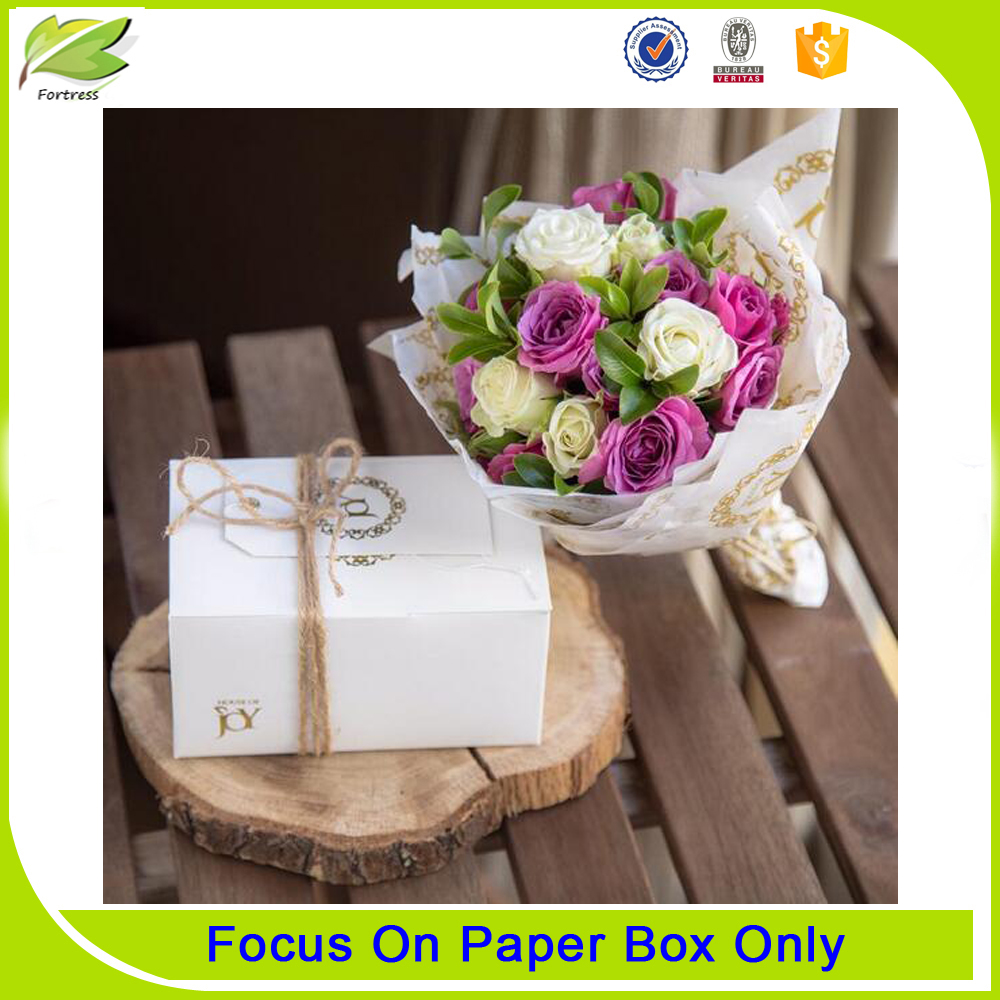 Top sale cardboard chocolate paper box for gift