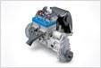 Rotax Type 582 UL Aircraft Engine