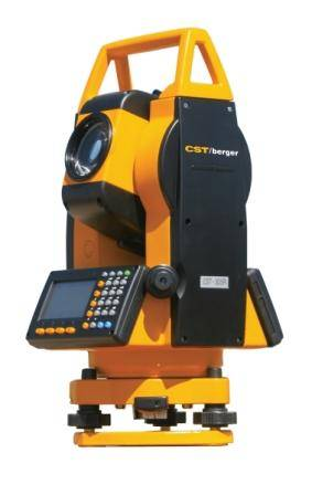 """CST-205 5"""" Total Station"""