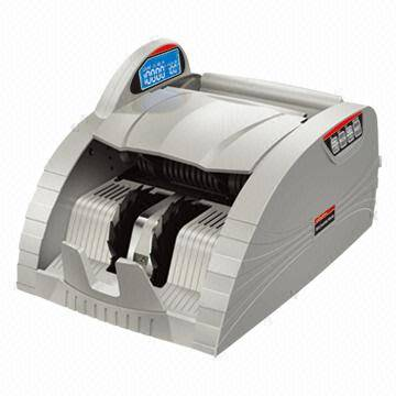 Bill Counter with UV MG detection suitable for most currency