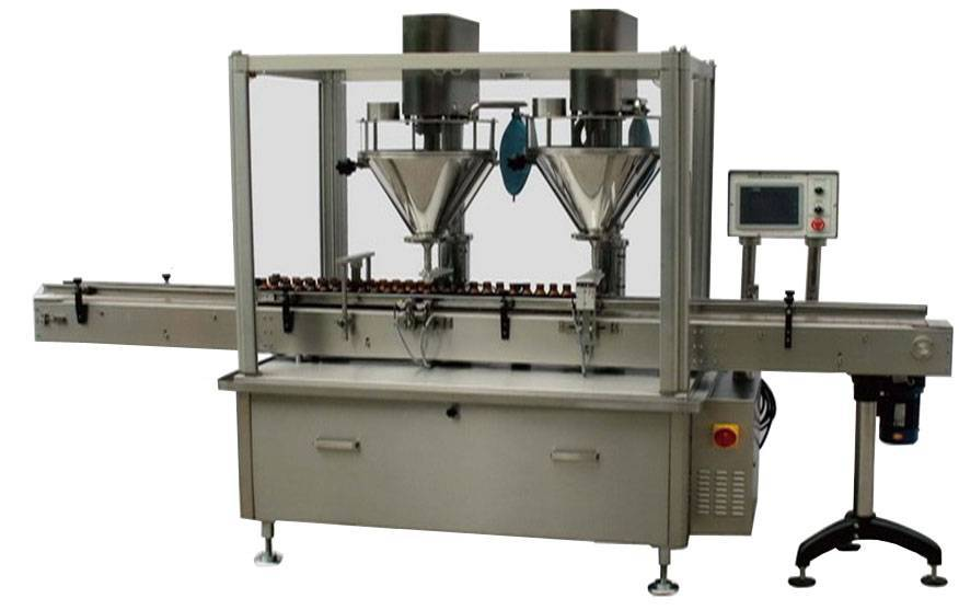 ZH-GZF500 Automatic Can Feeding Filling and Packing Machine