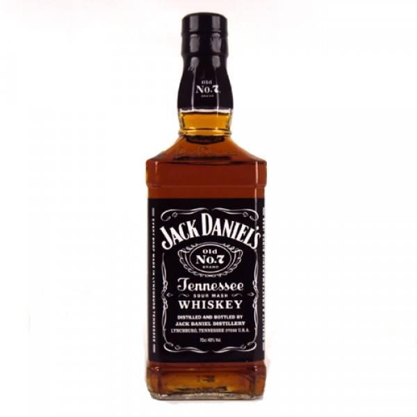 WHISKY JACK DANIELS 70 CL CASH BY 6