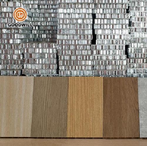 1100 Aluminum Honeycomb Panel